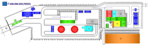 Factory Layout Diagram